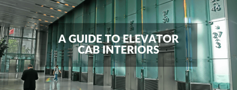 A Guide to Elevator Interior Renovations