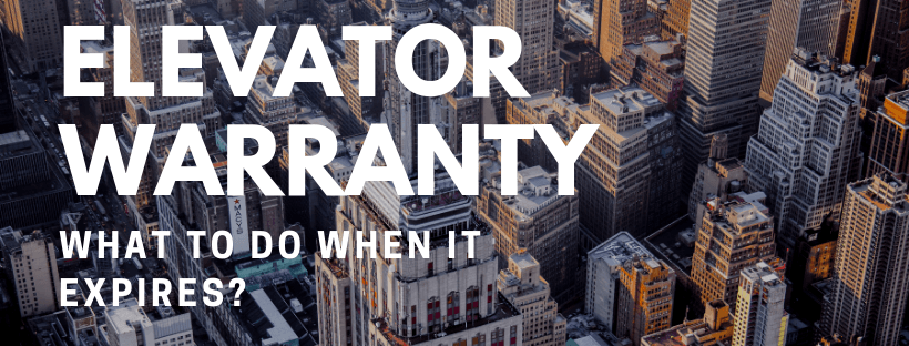 What to do when elevator warranty expires