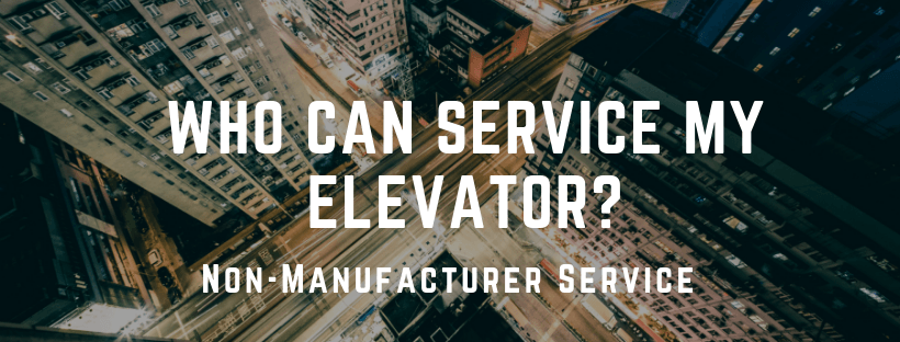 Who can service and repair my elevator