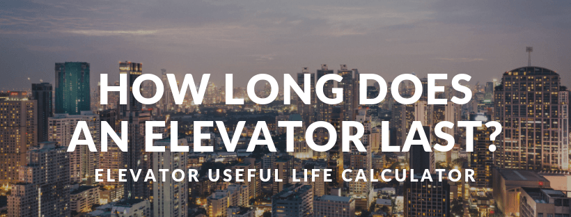 how long does an elevator last?